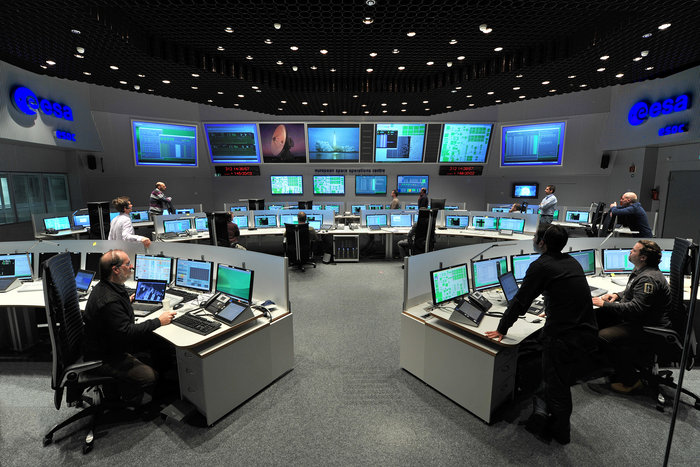Advanced Scos 2000 Monitoring Czech Space Office