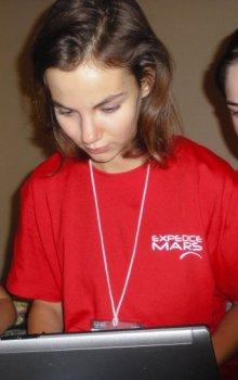Studentské vědecké projekty Expedice Mars – ilustrační foto.