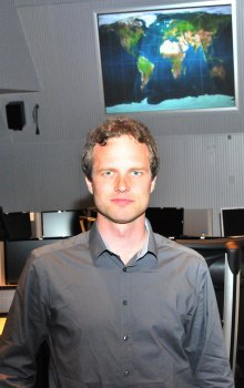 David Kabáth, český absolvent ESA programu Young Graduate Trainee