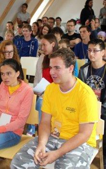 Závěrečná studentská vědecká konference.