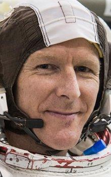 Evropský kosmonaut Timothy Peake.