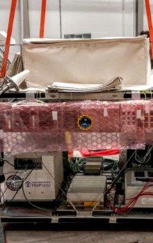 Experiment PREDATOR je spolu s dalšími experimenty připraven k vypuštění.