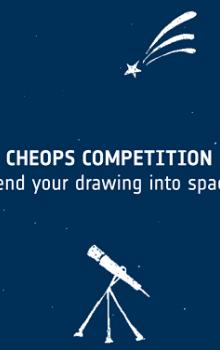 Vyhlášení soutěže na stránkách ESA.