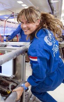 Nizozemský tým ARID během letové kampaně v roce 2011.