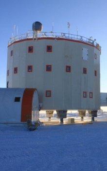 Základna Concordia v Antarktidě