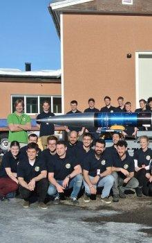 Studentské týmy při zahájení kampaní REXUS 18/19.