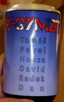CanSat týmu X-GYMZR z roku 2010