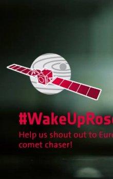 wake up rosetta