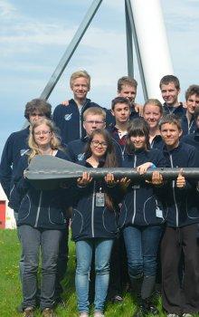 Účastníci European Space Campu 2013.