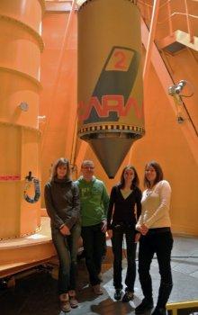 Studentský tým v rámci kampaně DYT2012.