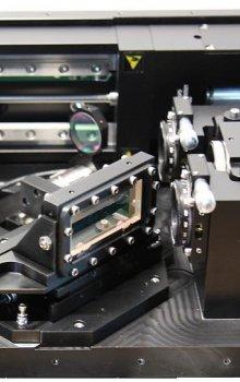 Prototyp optického komunikčního systému pro spojení pozemní stanice s družicí ARTEMIS.