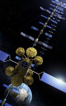 Využití družic k vysílání, šíření multimédií a mobilní komunikaci, přenosu dat, služeb pátrání a záchrany a leteckých provozních služeb.
