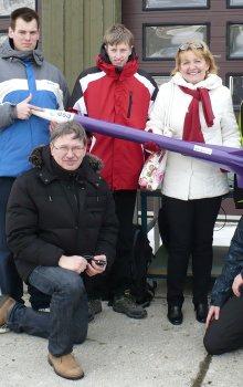 Český tým CANSAT 2012