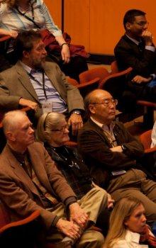 Odborné obecenstvo při plenárních zasedáních