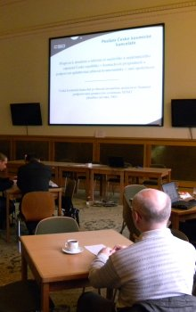 Illustrative foto of CSO seminar