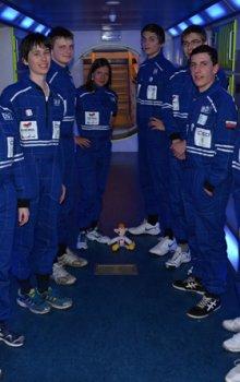 Finalisté loňského ročníku Expedice Mars.