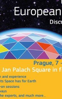 Europian Space Expo 2014 v Praze.