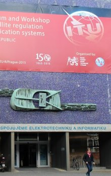 ITU Symposium in Prague.
