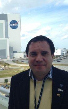 Carlos Granja na kurzu IPM-13.