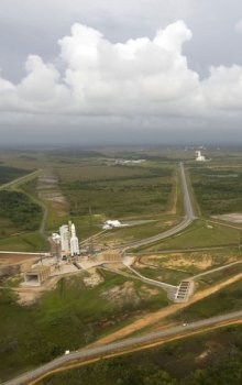 Evropský kosmodrom Kourou, Francouzská Guaiana
