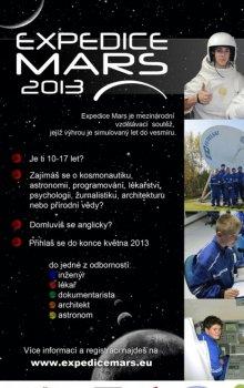 Expedice Mars 2013