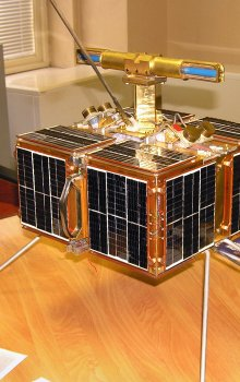 Backup flight model Magion 1.