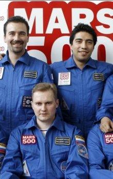 Posádka projektu Mars 500