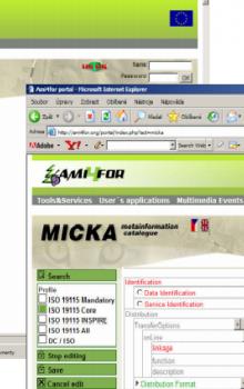 Katalog metadat MICKA.