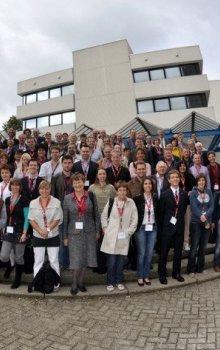 Účastníci předchozí konference ELGRA.
