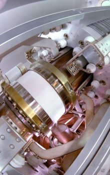 Synchrotron SIS18.