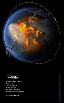 Czech Space Activities 2013 brochure.