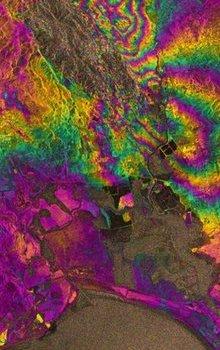 Zemětřesení v údolí Napa (USA) 24. srpna 2014.