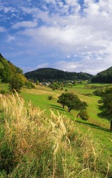 Eagle mountains, Czech republic.