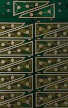 Vyklápěcí solární stěna s vysokým stupněm paralelizace.