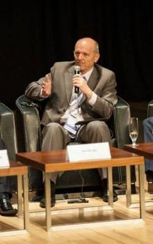 CSO has participated in the discussion panel of the Forum of Space and Satellite Technologies.