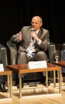 CSO se zúčatnila diskuzního panelu Fóra kosmických a družicových technologií.