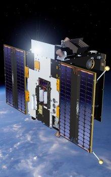 ESA satellite Proba-2.