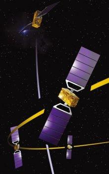 Galileo constellation.
