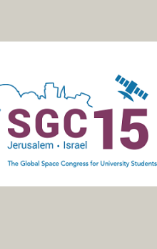 Space Generation Congress 2015.