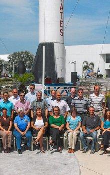 Účastníci kurzu IPM-6 v roce 2011