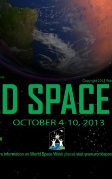 World Space Week 2013